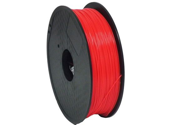 Plastic Spool Multi Color PETG 3D Printer Filament 1kg / Spool OEM For 3d Pen
